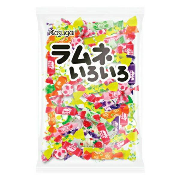 (本州送料無料) 春日井 1kg ラムネいろいろ 6入