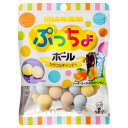 (本州送料無料) 味覚糖 ぷっちょボール カラフルアソート(6×4)24入