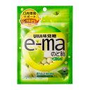 (メール便全国送料無料)味覚糖e−maのど飴袋 青りんご 50g×6入 (ポイント消化)
