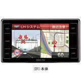 GPS搭載 液晶表示+タッチパネル式レーダー探知機【本体】【】【】