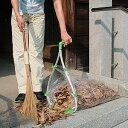 一度に大量ゴミ回収! ちりとり捨楽落ち葉セット[代引き手数料...