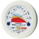 【ポイント10倍】【送料無料】季節性インフルエンザ感染防止温湿度計[代引き手数料無料] (10P31Aug14)