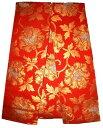 【中古】正絹 未使用 西陣織丸帯 丸帯
