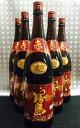 赤霧島 1800ml 送料無料 芋焼酎 6本セット ※北海道 沖縄はプラス1500円いただきます。