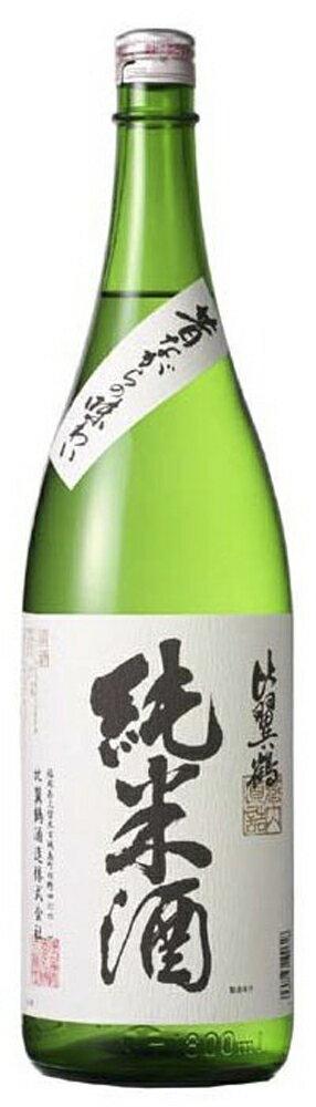 清酒比翼鶴純米酒1800ml