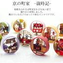 京の町家 -歳時記- ※スタンド別売り【町屋 季節飾り 置物 なごみ 和雑貨 和小物 かわいい 京都