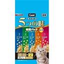 (まとめ)日清ペットフード キャラット5つの味 海の幸 1.2Kg【猫用・フード】【ペット用品】【×6セット】 (カテゴリー:ホビー>エトセトラ>ペット>猫>キャットフード )