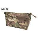 ショッピングチケット US軍 裏防水布使用エチケットポーチレプリカ マルチ