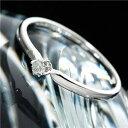 ショッピングイヤリング K18ダイヤリング 指輪 7号