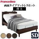 電動ベッド リクライニング セミダブル 電動リクライニングベッド 〔グラディス〕 セミダブ