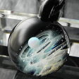 【送料無料!】1点物、オパール入り 宇宙ガラス/宇宙ガラスネックレス/ガラスペンダント/ガラスネックレス 宇宙/宇宙 ネックレス/日本製/ハンドメイド/ブランド<Natural Glass>【auktn】【売れ筋】