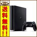 【中古】【未使用品】PlayStation4本体 ジェットブラック 500GB CUH-2000A B01【PS4本体】【長岡店】