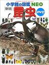 小学館の図鑑NEO 昆虫(DVD付き)