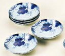 【40%OFF】藍染ぶどう 煮物鉢揃