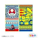 《ゆめや》スーパーマリオ ポケットタオル 2枚セット(マリオカート)
