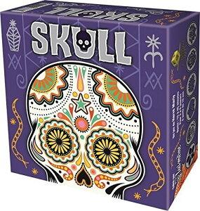 スカル Skull game Asmodee アズモディー ボードゲー