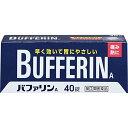 【指定第2類医薬品】バファリンA 40錠 490330101...