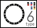 「 GMTマスター 向け」 輸入王オリジナル ベゼル ディスク 修理パーツ メンズ 腕時計用 社外品 16710 16700 16750 16713 16753 などにどうぞ
