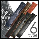 Dバックル用。カレラ・モナコ時計向けに制作された輸入王オリジナルの時計ベルト。