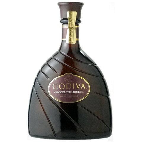 ゴディバ チョコレート クリーム リキュール 750ml(34-4)