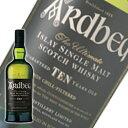 アードベッグウイスキー アードベッグ TEN (10年) 箱付 700ml あす楽 (79571☆) 洋酒 Whisky(34-5)