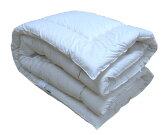 フランス産羊毛綿&防ダニ・抗菌防臭性綿掛布団 クィーンサイズ(クイーンサイズ)