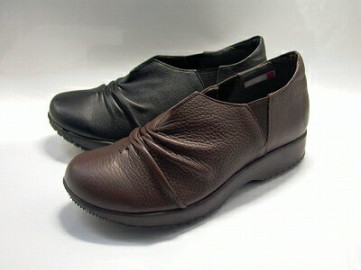 532P17Sep16 日本製 痛くない靴 疲れない靴ラテックスソール・4Eシャーリング革シューズ送料無料 代引き手数料無料【smtb-TK】yuriko matsumoto yuriko mastumoto履きやすさ抜群のラテックスソールでカップインソールでクッション性バッチリ!さらに巾は4E両脇はゴムつけてます。