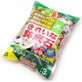 Hardpan Hanagokoro 3升壶[花ごころ きれいな鉢底石 3リットル 【10P11Apr15】]