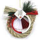 MUSUBI 彩(むすび いろどり)【お正月飾り】【お正月リース】【お正月玄関】