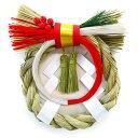 紅白リース飾り 6【お正月飾り】【お正月リース】【お正月玄関】