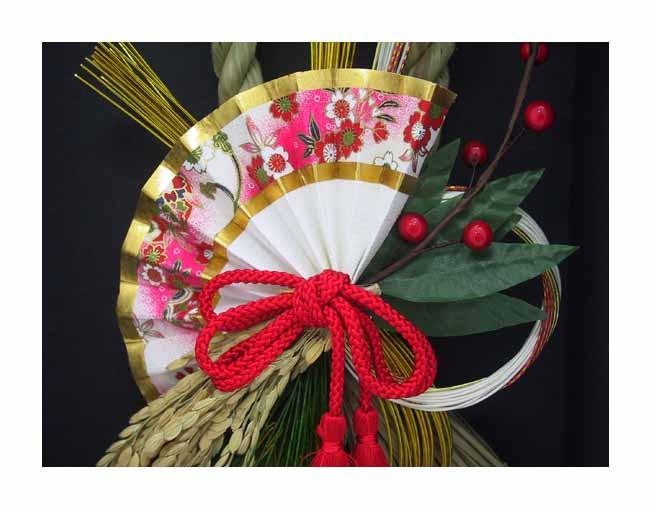 滝桜(たきざくら)【雪月風花】【お正月飾り】【...の紹介画像2