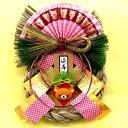 リラックマ飾り 迎春【R103】【かわいい】【お正月飾り】【お正月リース】【お正月玄関】