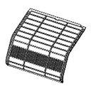 シャープ エアコン用 エアーフィルター(1枚)(205 337 0676)[SHARP 純正 正規品 交換 部品 パーツ  新品 新しい フィルター]※取寄せ品