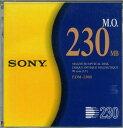 ≪大特価≫掘り出し商品SONY 230MB MO *SONY MO EDM-23B