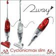 【楽天ランキング獲得!】サイクロン掃除機 サイクロニックマックス スリム VS-6001スティックとハンディーの2WAY! 532P19Apr16