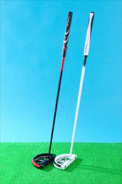 立ち続けるパターブンドッキー理想的なストロークでボールの転がりが変わる!! ORG-20 ORG-21 パター ゴルフ 自立 ブレ防止 柔らか 距離感 【ランキング獲得】