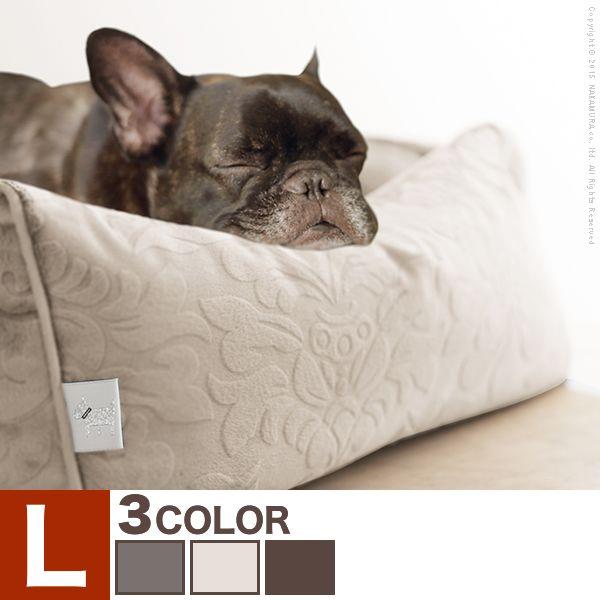 ペットベッド ドルチェ Lサイズ タオル付き大型犬用 ペットベッド 61500015 ドルチェ 犬用品 ベッド マット ベッド カドラー 大型犬用 ペットベッド コンパクト 【ランキング1位獲得】 送料無料 ポイント3倍