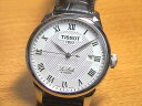 ティソ 腕時計 TISSOT ルロックル オートマチック (自動巻き) T41.1.423.33 【文字盤カラー シルバー】 ★日本全国=北は北海道、南…