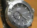 オリス 腕時計 ORIS アクイス チタン スモールセコンド 腕時計 46ミリ 74376647253M 【正規輸入品】