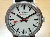 MONDAINE モンディーン 腕時計 モンディーン 腕時計 stop2go ストップ?トゥ?ゴー A512.30358.16SBB