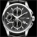 ハミルトン 腕時計 HAMILTON ジャズマスター オートクロノ レザーバンド H32596731