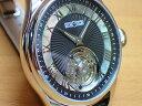 メモリジン 腕時計 トゥールビヨン MEMORIGIN Orbit 自動巻き式 オートマチック マニュファクチュール トゥールビヨン AT0221-SSBKBKR