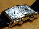 手表 - クエルボイソブリノス 腕時計 プロミネンテ デュアルタイム デイデイト 正規商品 Ref.1124-1AAG 【クエルボ・イ・ソブリノス】無金利分割も可能です。