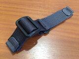 【WENGER】 【ウェンガー 時計ベルト】 【ウェンガー 時計バンド】【優美堂】 腕時計 WENGER・ウェンガー ナイロン 時計バンド 時計ベルト・20mm・グレー・正規代理店商品です。  全国送料180円のメール便がご利用いただけます。