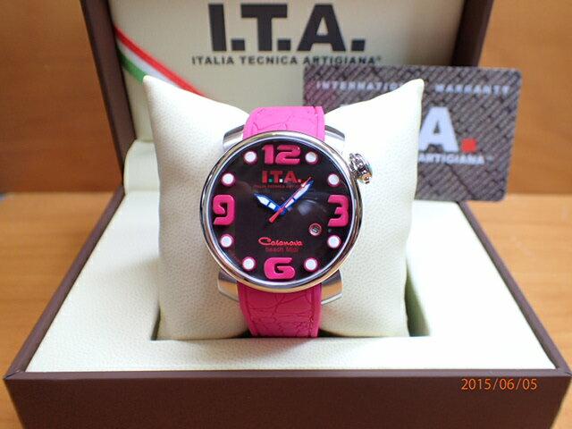 I.T.A アイティーエー 腕時計 カサノバ・ビーチ ミディ 正規商品 Ref.19.03.04 優美堂のI.T.A 腕時計はメーカー保証2年の正規商品です人気シリーズ「カサノバ・ビーチ」のミニサイズ