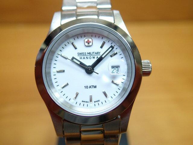 スイスミリタリー 腕時計 エレガント ML102 レディース 【_包装】【_のし】【_のし宛書】【_メッセ】【_メッセ入力】【_名入れ】 優美堂のスイスミリタリー腕時計はメーカー保証付き正規品です。