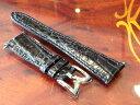 GaGa MILANO ガガミラノ 日本正規品 純正 時計バンド ベルト 40mm レディース用 レザーベルト ブラック