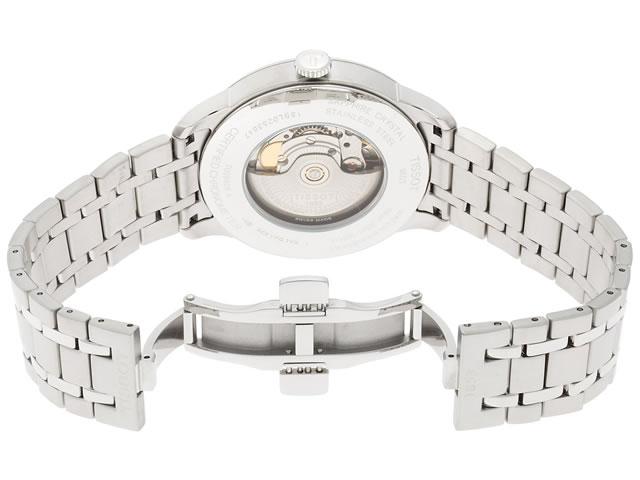 ティソ TISSOT 腕時計 ティソ シュマン・ド・トゥレルパワーマティック80 クロノメーター T0994081103800 メンズ 【正規輸入品】 優美堂のTISSOT ティソは2年保証のついた正規代理店商品です