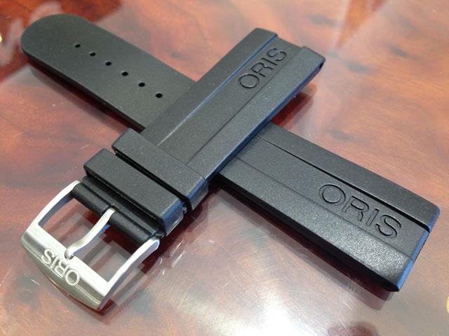 オリス 腕時計 ORIS BC3用 純正 ラバー バンド ベルト