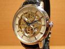 オリエント 腕時計 ORIENTSTAR オリエントスター スケルトン 手巻き式 WZ0041DX